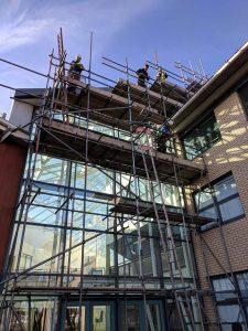 scaffolding Northumberland